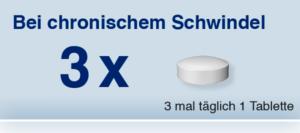 TAUMEA Tabletten Einnahme